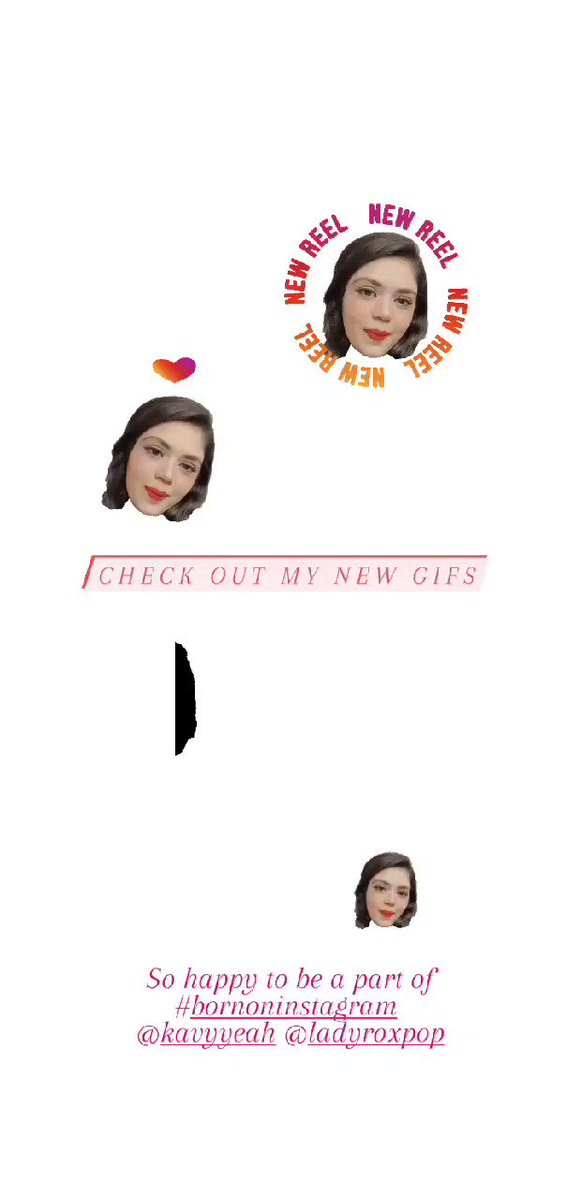 Got my new GIFs!!! ✨ Simply type my name 'Ritzyglitzyblog' & you'll find it  Sadly you can only use it on Instagram & FB not on Twitter 🙆🏻‍♀️  #thursdayvibes #Instagram #ThursdayMotivation #Twitter  #GIF