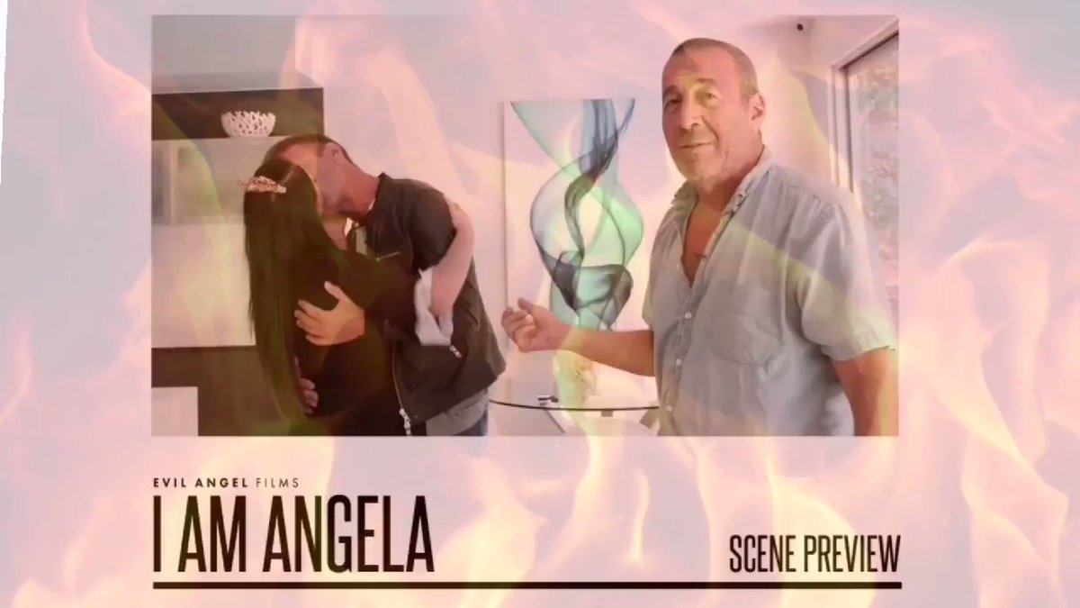IMO @ANGELAWHITE had intent, but @RoccoSiffrediXX didnt need arm-twisting. 😂 @JohnAStaglianos resignation. TBThursday @EvilAngelVideo 🔥angelawhitestore.com/2554597⭐