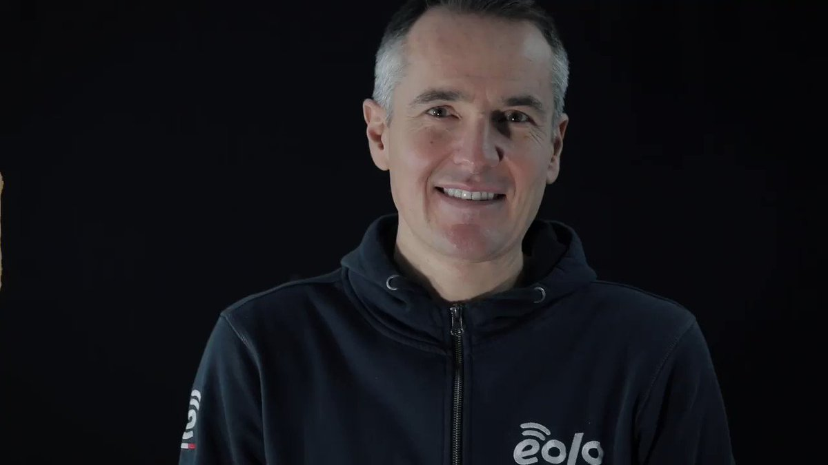 📌 Cycling is one of the very few sports that go trough small towns, up in the mountains. So there is this similarity between @eolo_it and cycling. Because EOLO always goes where other do not arrive.  [📽️ @atilamadrona]  #EOLOKOMETACyclingTeam #InternetDoveGliAltriNonArrivano https://t.co/aRLiSw4rrC