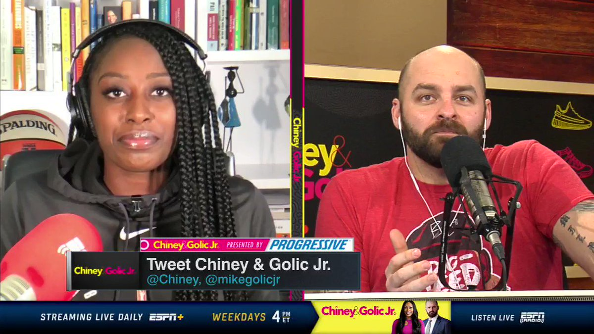 Replying to @mikegolicjr: ***this is now officially an @LASparks stan show*** congrats @chiney!