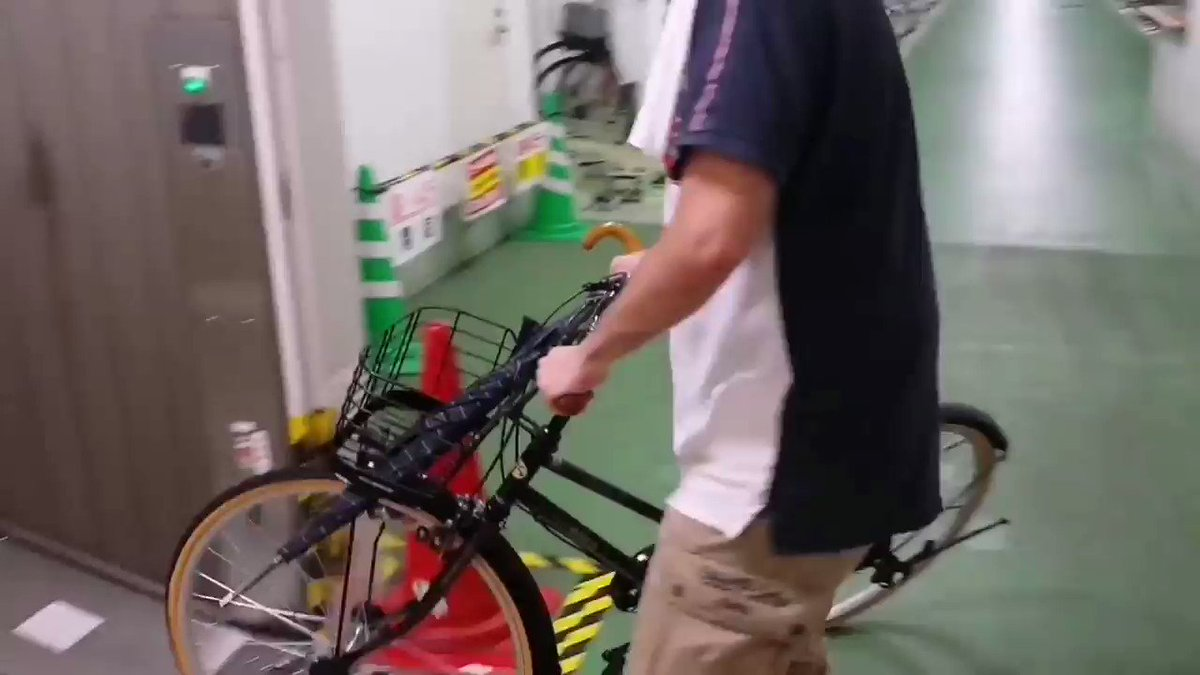 What do you think of this bike escalator? https://t.co/lAP7XDZevS