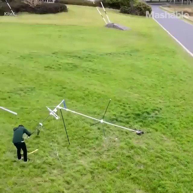 [#Innovation] 'Catch' the wind with this super portable wind turbine via @mashable   #AI #Engineering  @labordeolivier @kalydeoo @FrRonconi @pascal_bornet @ShiCooks @mvollmer1 @haroldsinnott @Damien_CABADI @diioannid @Fabriziobustama @GlenGilmore @enricomolinari https://t.co/ny5ljEHwDj