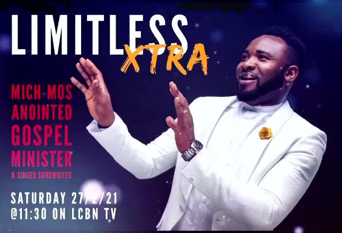 Join me tomorrow on Limitless Xtra at 11.30am on LCBN TV           #michmos #lcbntv #gospel #gospelmusic #saturdayvibes #joy #tv #happy #peace #inspiration
