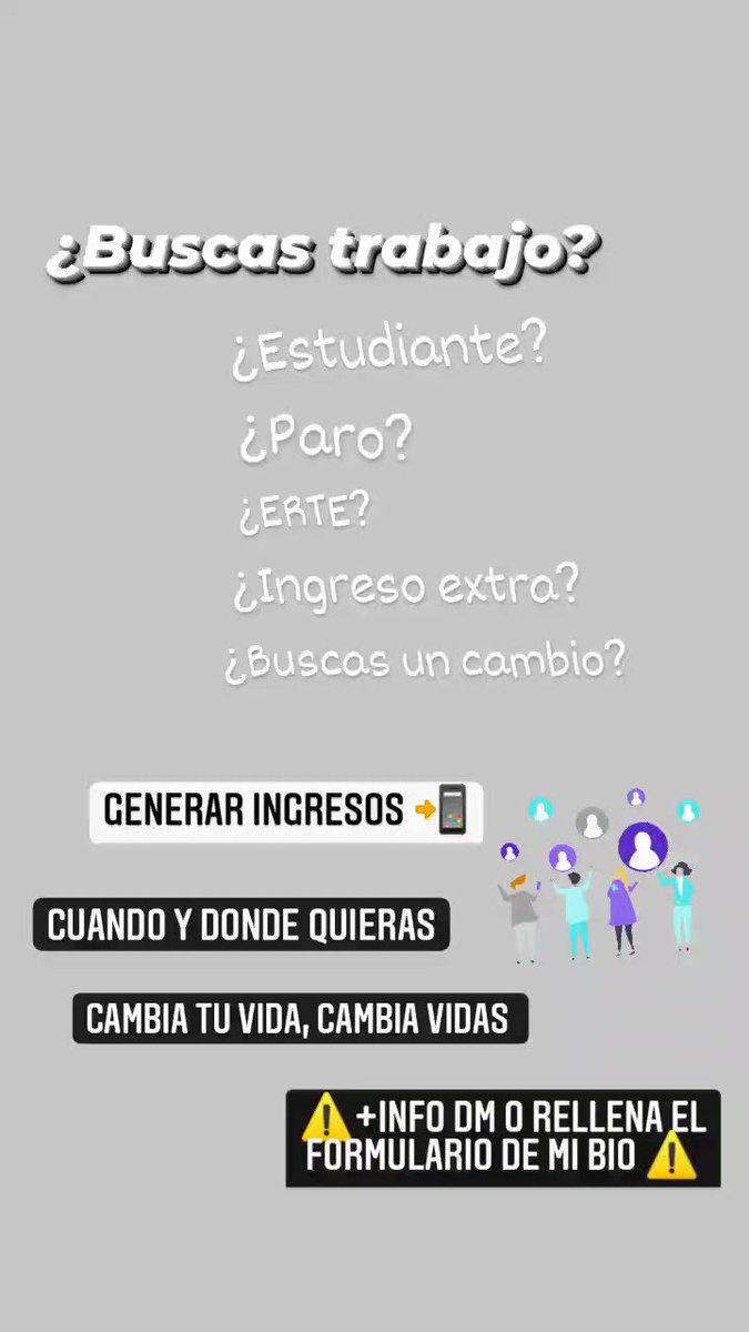 #TrabajamosParaTi #Negocios #oportunidades #cambiatuvida #work #network #NETWORKMARKETING #LETSGO #emprendedores #changes