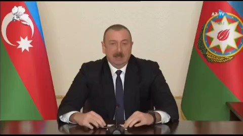 🇦🇿O ki qaldı statusa, mən öz çıxışlarımda statusun ünvanını göstərdim. Və bir də ora qayıtmaq istəmirəm. Status hardadır, onu hər kəs bilir. @presidentaz #KarabakhisAzerbaijan #JusticeForKhojaly