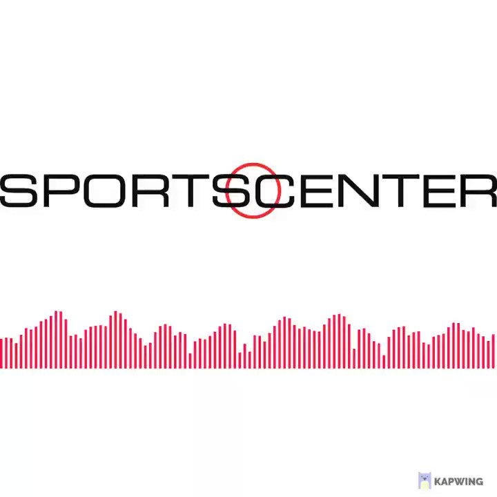 So I've started hosting @Sportscenter on @ESPNRadio. Whenever I do hockey highlights, I pick a random 🇨🇦 team that didn't play that night & simply mention it in passing at the end. It brings me joy to picture the random person somewhere in the country hearing it & doing a 🤔face
