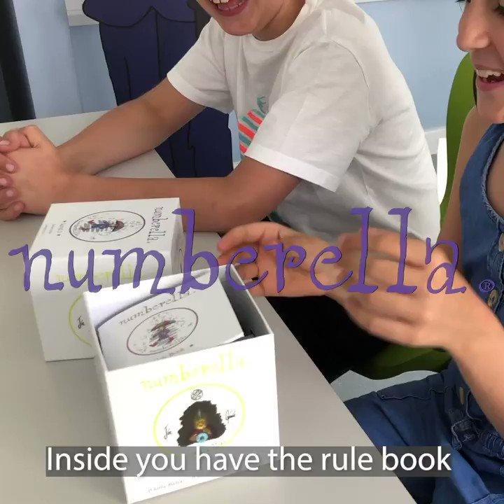 Whats inside a box of #Numberella?   🔥  #blendedlearning #edutwitter #fridaymotivation #fridaythoughts #fridayvibes #homeschooling2021 #STEM #whatsinside #unboxing @howie_hua   >>>