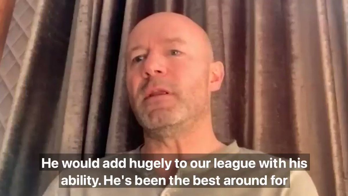"""""""Lionel Messi could be on the move this summer. @AlanShearer says there are probably only two clubs who could afford the Barcelona legend."""
