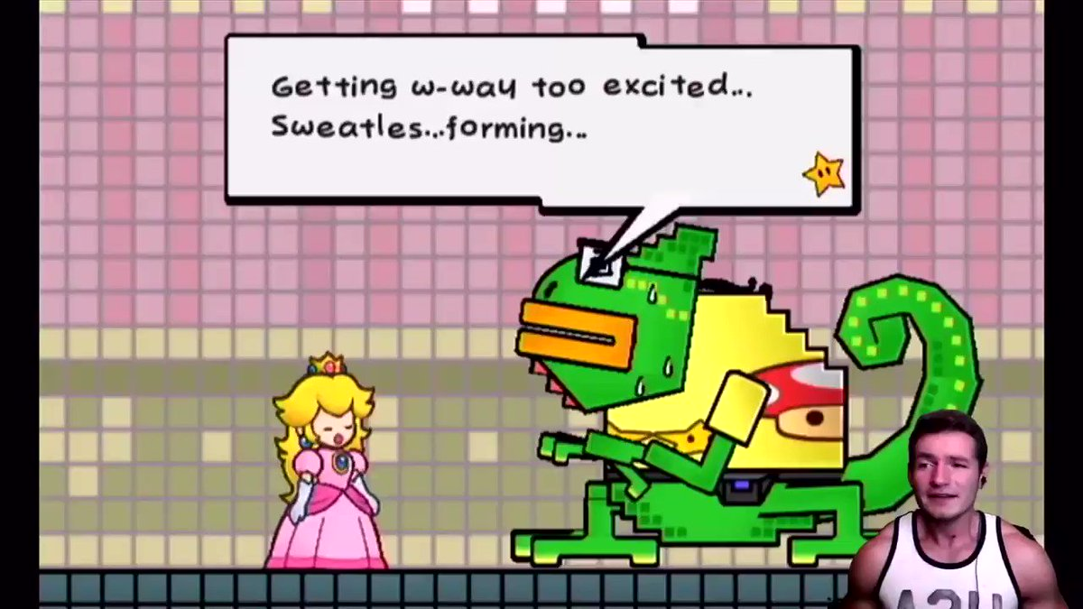 I am still in disbelief that Nintendo threw a whole ass fake dating sim in Super Paper Mario to roast the shit out of their own fans. Perhaps we really are their cash slaves 🤷♂️