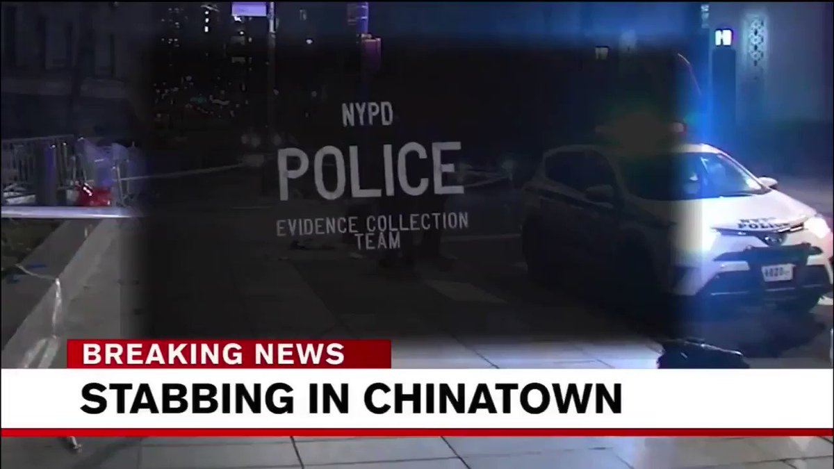 This time a 36-year-old Asian American man stabbed in his back with an 8-inch kitchen knife in #chinatown. Unprovoked. EXCLUSIVE details. UPDATE victim will live. @NYPDAsianHCTF is investigating as possible #hatecrime. #StopAsianHate #StopAsianHateCrimes #StopAAPIHate https://t.co/WkF6snXL7i