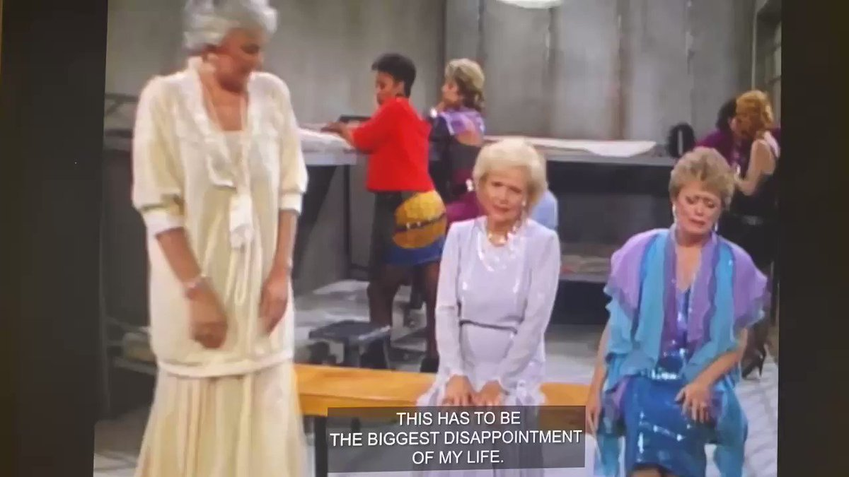 I see #buttergate is trending. We may finally get some answers about those Butter Queen churn-tampering allegations. #stolafstories #bettywhite #goldengirls #buttergate #butterqueen #butter