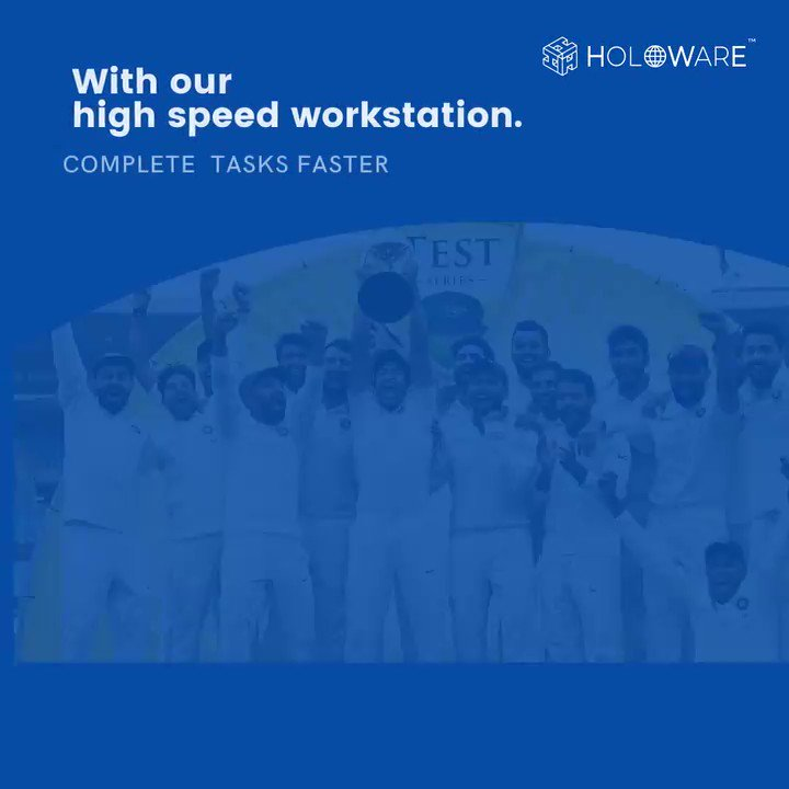 #Funfacts. India's 3rd vs England was fastest completed test in last 20 yrs. Complete tasks faster with our high speed Holoware workstation.  #holoware #workstation #miniworkstation #indvseng #highspeed #fridayvibes #saturdaymotivation