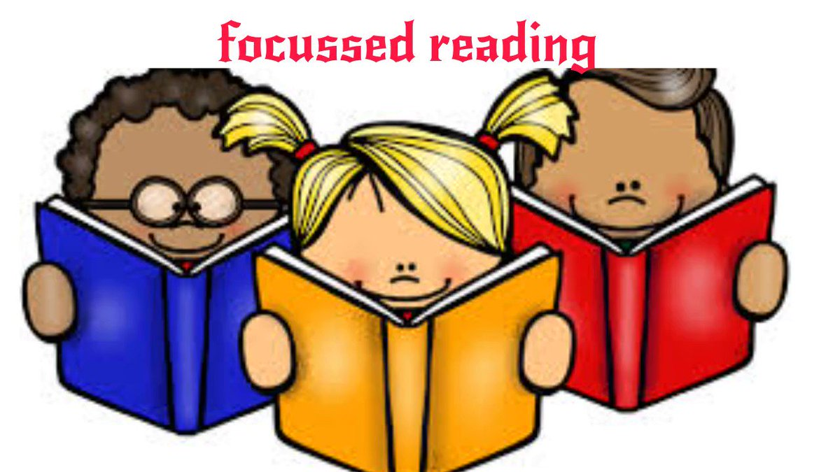 The weekly, Friday Book Reading session with children.  (contd)