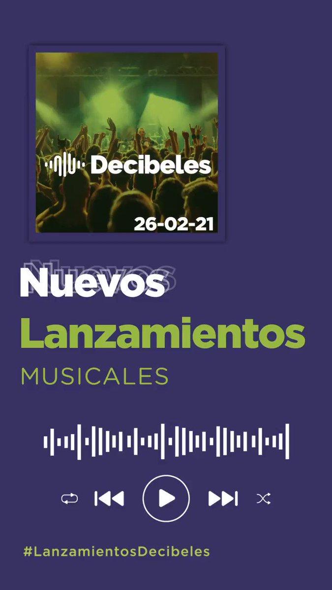 #ViernesDeNuevaMúsica🎤  👀 te compartimos los lanzamientos musicales más destacados de la semanal .  Feliz fin de semana .  #NuevaMúsica #MYA #HaAsh #FuisteMía #CNCO #EntraEnMiVida #TELEBIT #Vámonos #Bacilos #CarlosVives #Caraluna #DaddyYankee #Problema #AndyRivera #Increíble