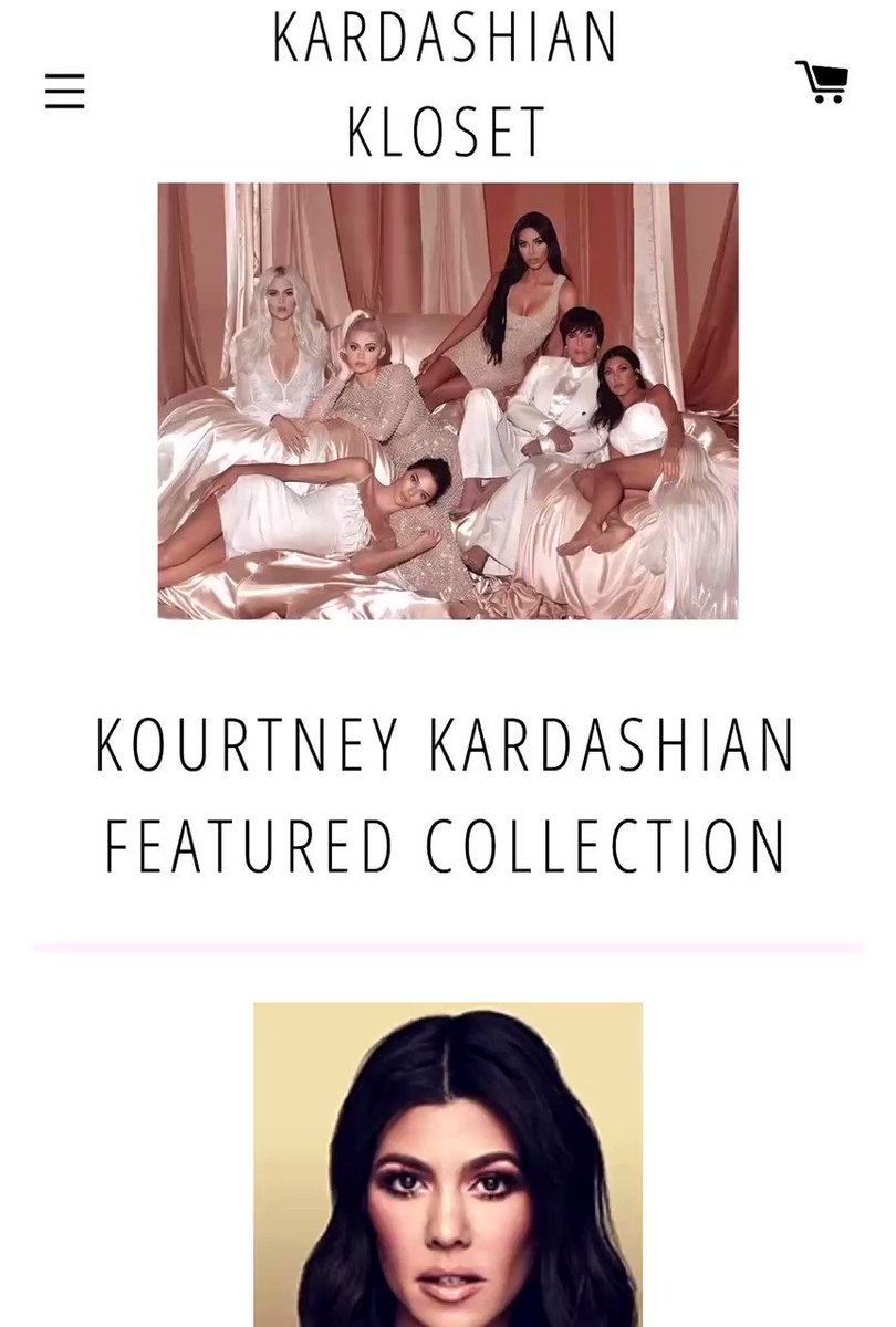 New items added to my collection!! Shop my #KardashianKloset ❤️