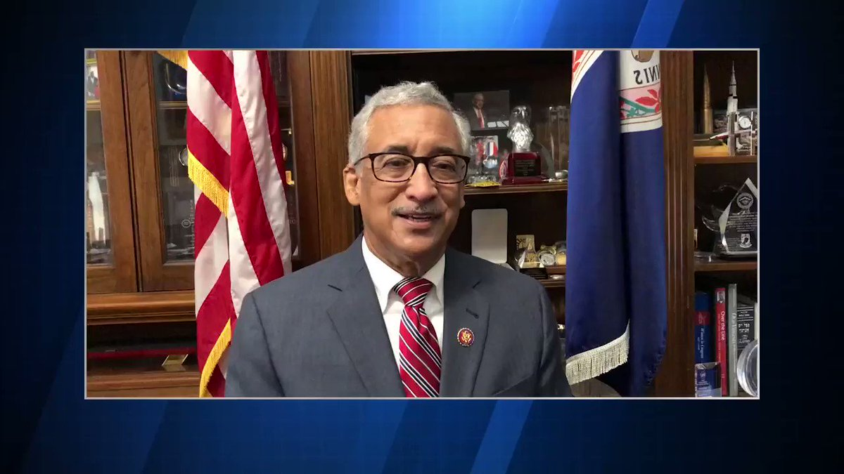 """""""President John F. Kennedy said something like, a nation reveals itself not only by those it produces, but also by those it honors, and those it remembers. Naming this building after Mary Jackson reveals a lot about our country."""" — Rep. @BobbyScott https://t.co/sTUCTcY3Vz"""
