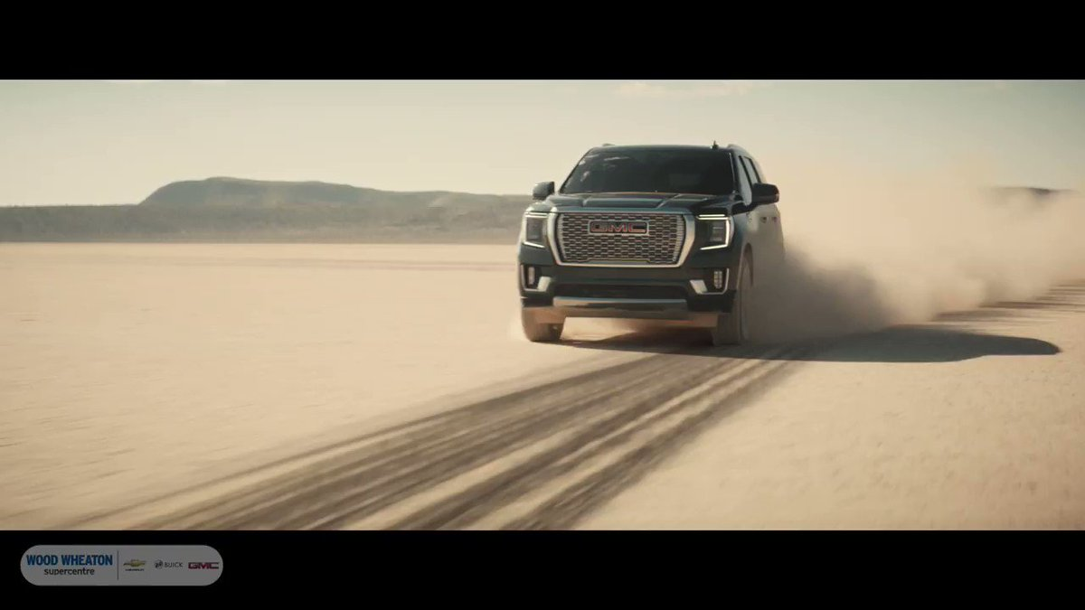 Did you catch this ad on #Superbowl Sunday?  The #Yukon brings a BIG impact to the #GMC line-up of vehicles  For more info on pricing and availability call or text us at 250-564-4466 or visit us online at   We are #DrivingLifeInTheNorth