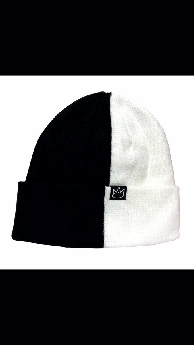 FEATURED   JAY RAULER Half Black White 2 Two Tone Beanie Knit Cuff Cap Hat Unisex  10% of Proceeds go to One Tree Planted 🌱  eBay Listing:   Website:   #black #white #clothing #ClimateAction