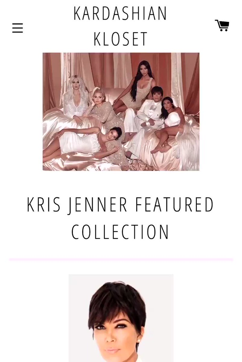 Shop all the new items I just added to my #KardashianKloset 💗✨