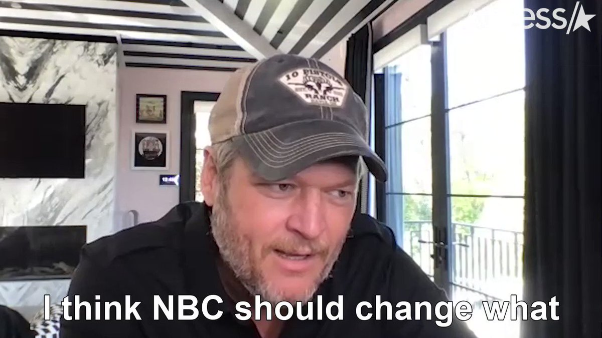 .@blakeshelton has an idea...