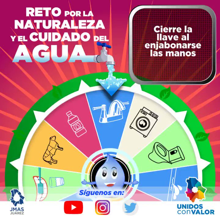 Image for the Tweet beginning: Participa en el Reto por