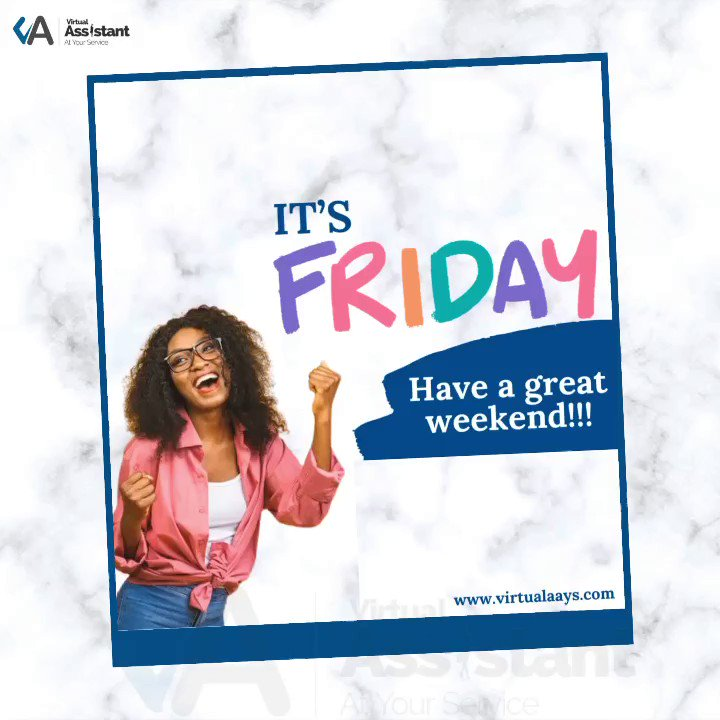 Hope you spend some quality time with friends and family this weekend😊  Have fun!😘  #friday #weekend #Today is Friday #TGIF #BeHappy #stayhappy #FridayVibes #StaySafe #