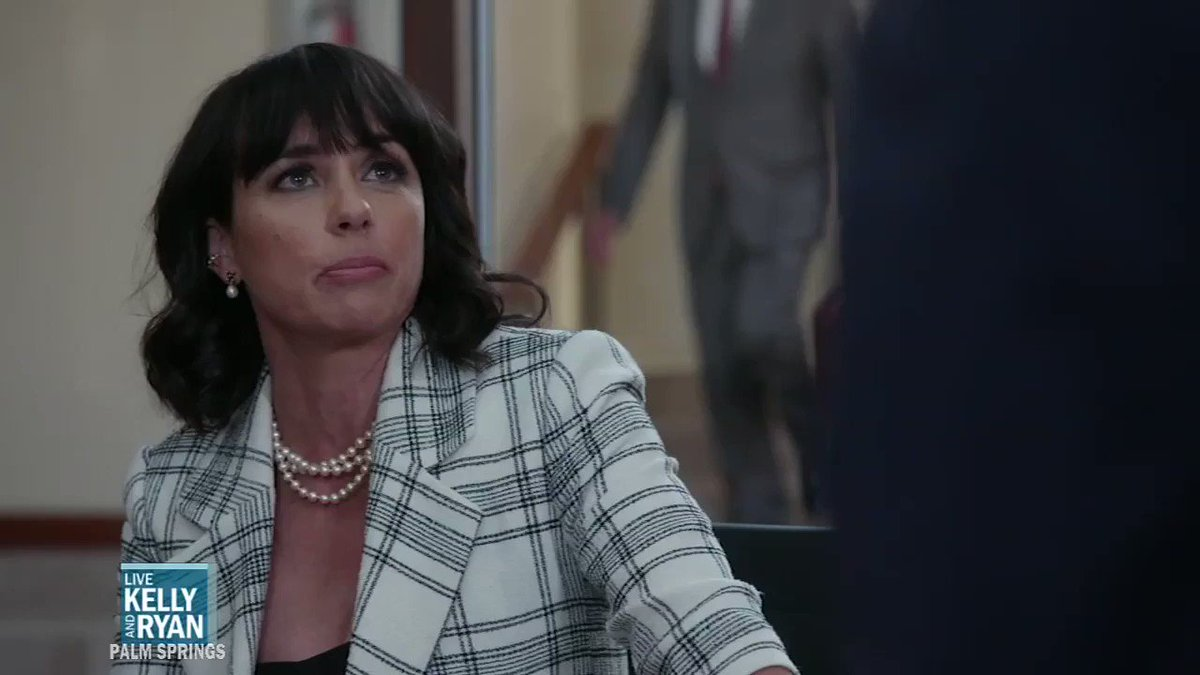 . @ConstanceZimmer talks about joining the cast of @FreeformTV's @GoodTrouble and getting to direct on the show as well! #GoodTrouble
