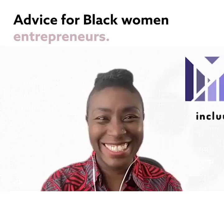 """""""You are your ancestor's wildest dream and you are your own wildest dreams,"""" says Dr. Dede Tetsubayashi. Listen in for some tips for entrepreneurs and #BuyBlack!   @iamshellybell @whoisSheena"""
