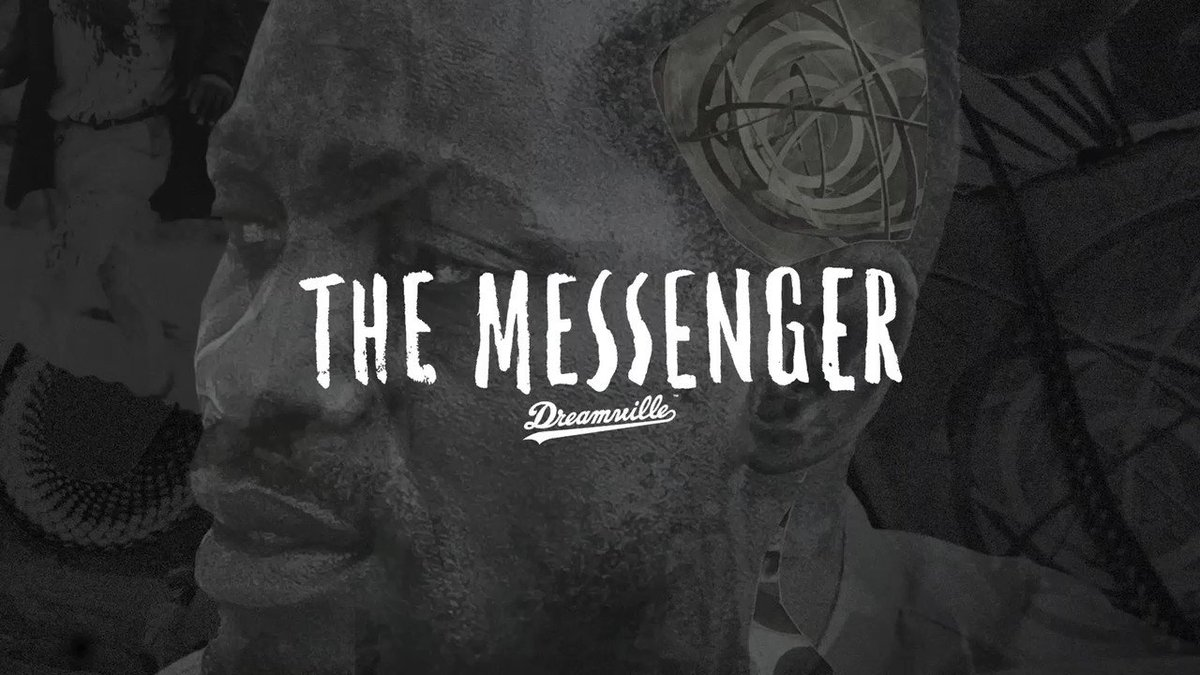 The Messenger podcast launched to critical acclaim from publications and fans. Binge the entire season of The Messenger now, only on @spotifypodcasts ! #Dreamville #Spotify link -