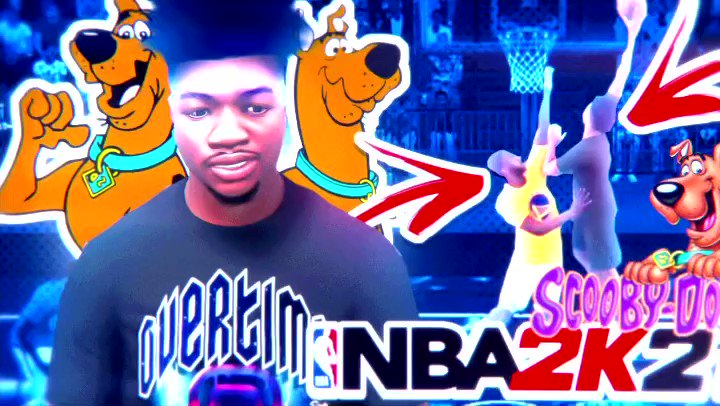 new video out now , y'all come and check it out #2k #2k21 #2kfreeagent #2kcrewfinder #CartoonNetwork #ScoobyDoo #watchnow