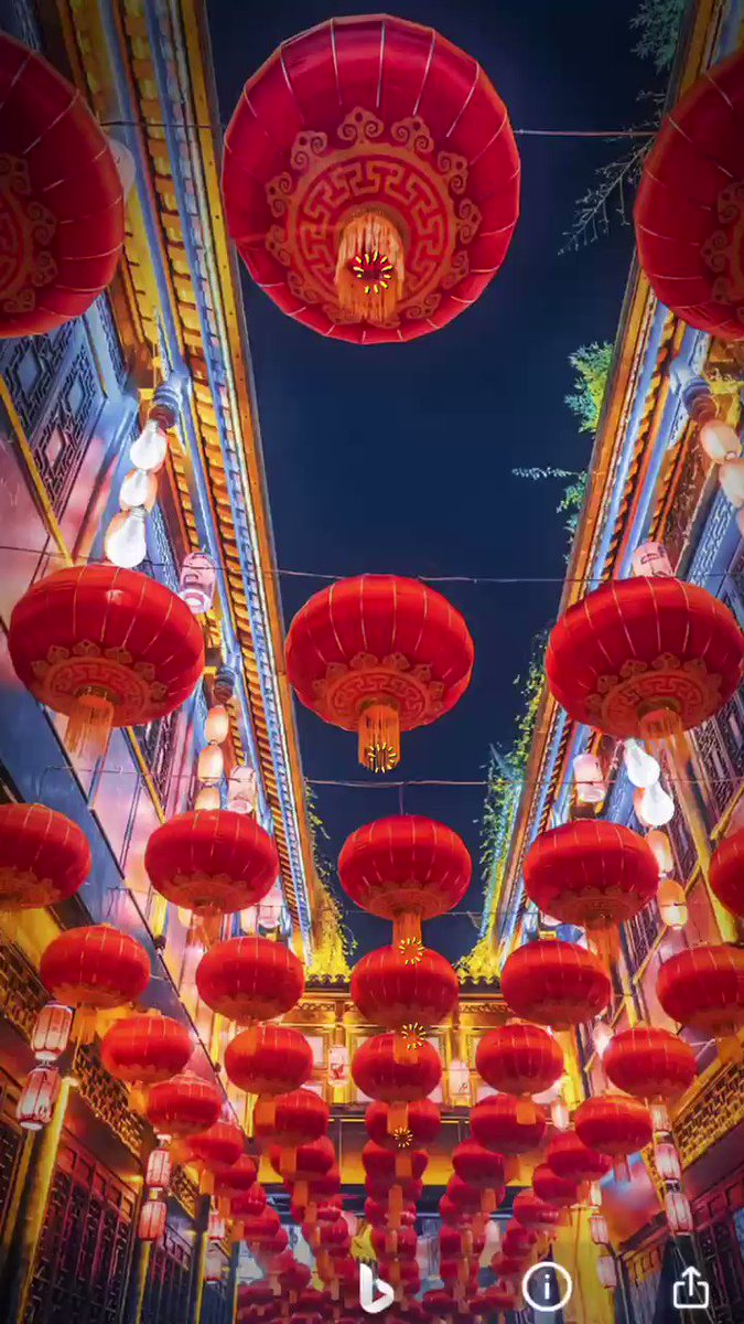 The Lantern Festival marks the final day of Lunar (aka Chinese) New Year celebrations, which began this year on February 12 when we ushered in the Year of the Ox. Traditionally #photo #newyear #picture #like #red #followme #trending
