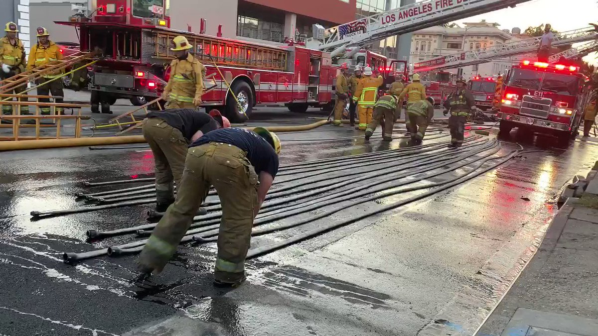 Image for the Tweet beginning: #DYK Every week, Your #LAFD
