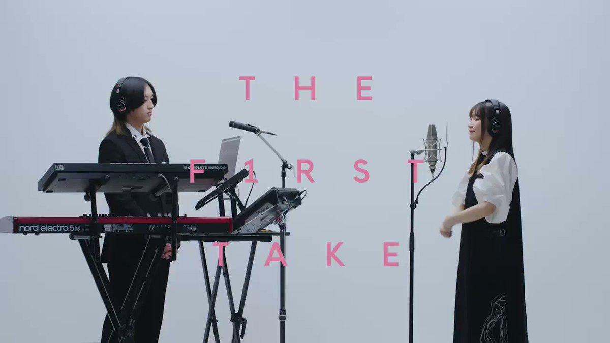 【THE FIRST TAKE】  ー #YOASOBI(@YOASOBI_staff ) Interview1 「一発撮りいかがでしたか?」 ー  ▼本編はこちら   #THEFIRSTTAKE #ファーストテイク