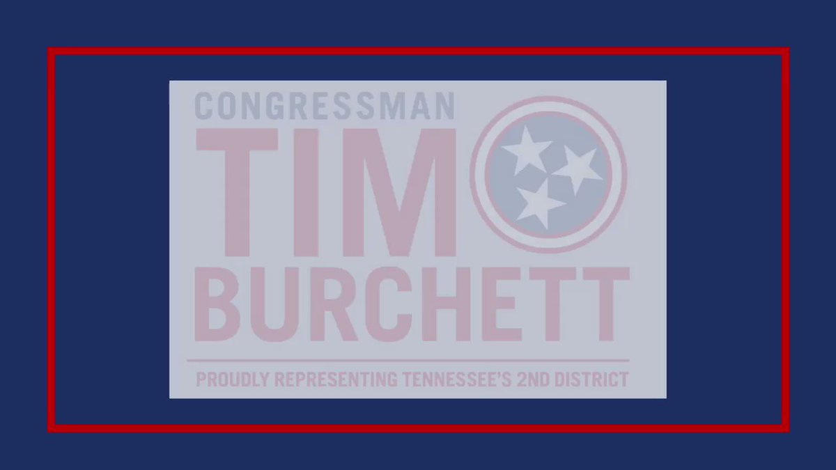@RepTimBurchett's photo on Tennessee