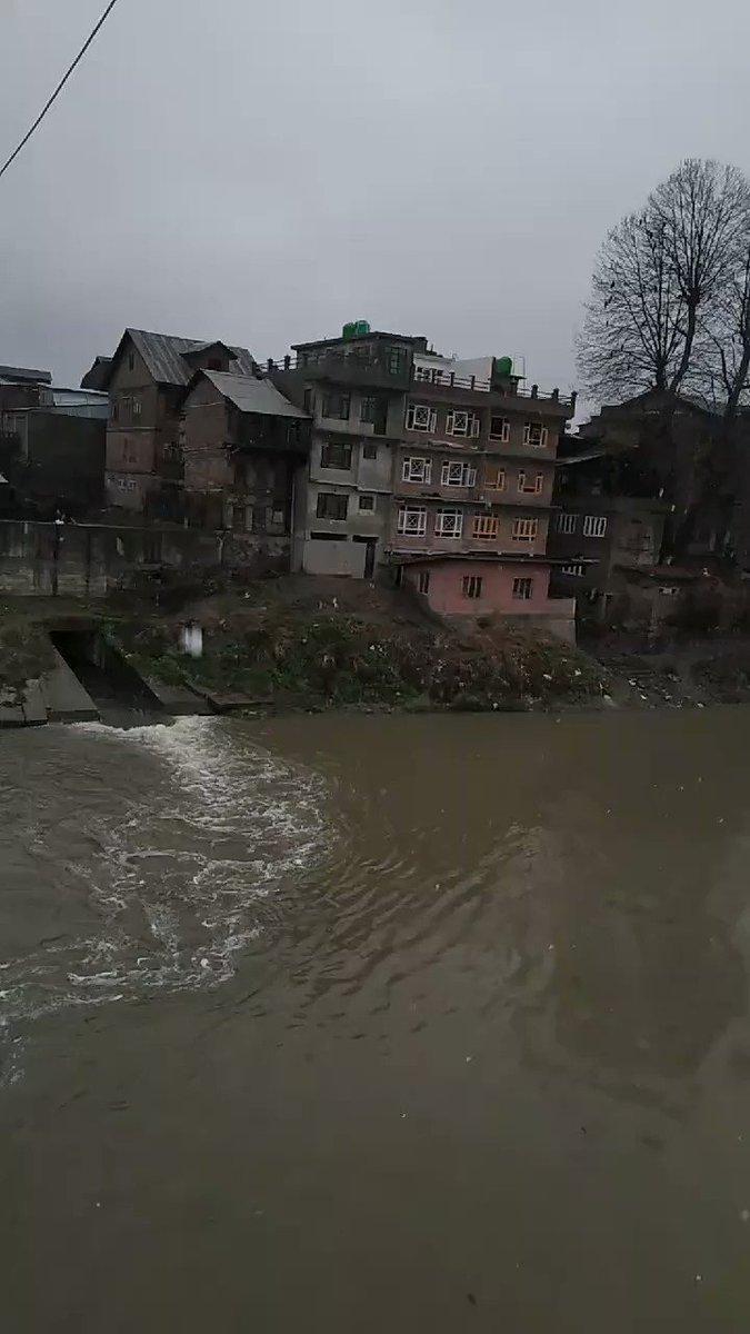 #Snowing in #Srinagar,#Kashmir