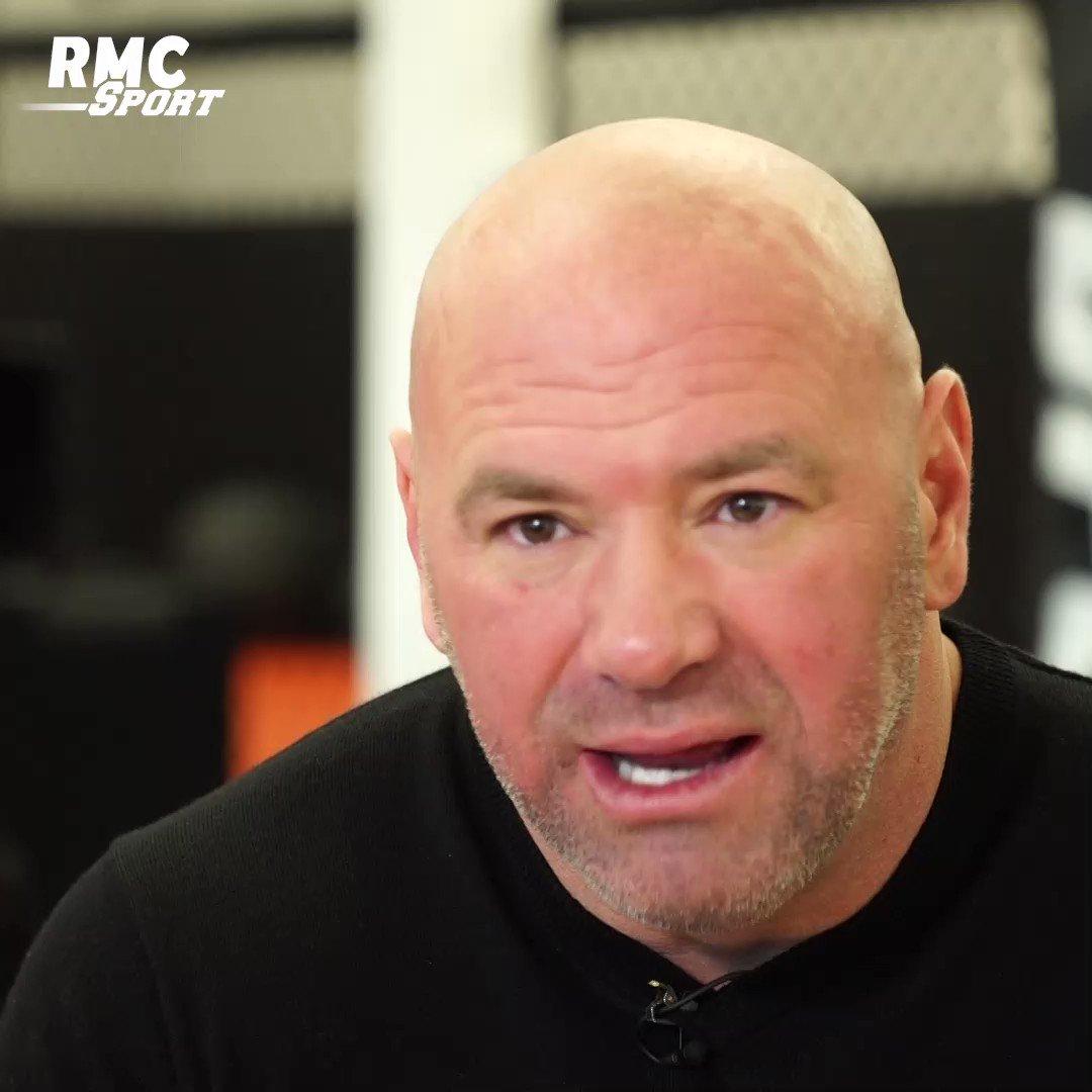 """🗣💬 """"Il est puissant, il est costaud et il se déplace comme un léger. Je suis impatient de voir jusqu'où il peut aller""""  🔥 Dana White, le boss de l'UFC, est clairement sous le charme de @ciryl_gane  🗓 Ce dimanche, 2h  🇫🇷 Gane v Rozenstruik 🇸🇷 📺 RMC Sport 1 #RMCUFC #UFCVegas20"""