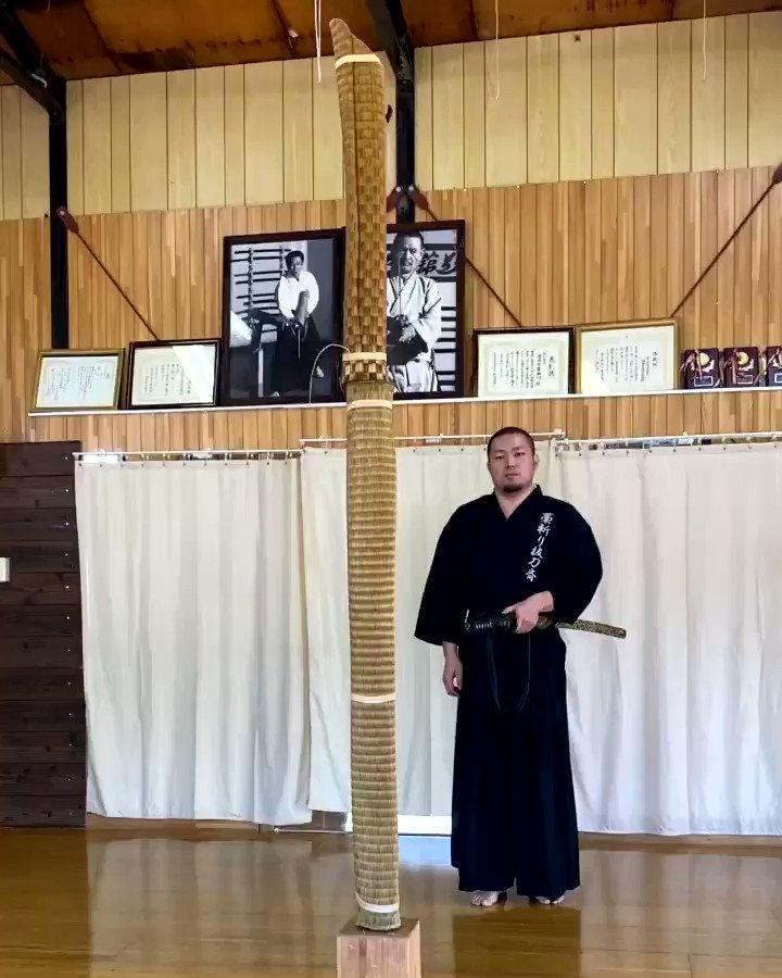抜き打ち+水返  #居合道 #日本刀 #侍 #剣道 #Iaido #Iai #Japan #tameshigiri #samurai #japanese #bushido #budo #katana #sword #ninja #刀剣乱舞 #kendo #武道 #武術 #刀 #居合 #抜刀術 #るろうに剣心 #samuraix #試し斬り #試し切り #demonslayer #鬼滅の刃 #kimetsunoyaiba