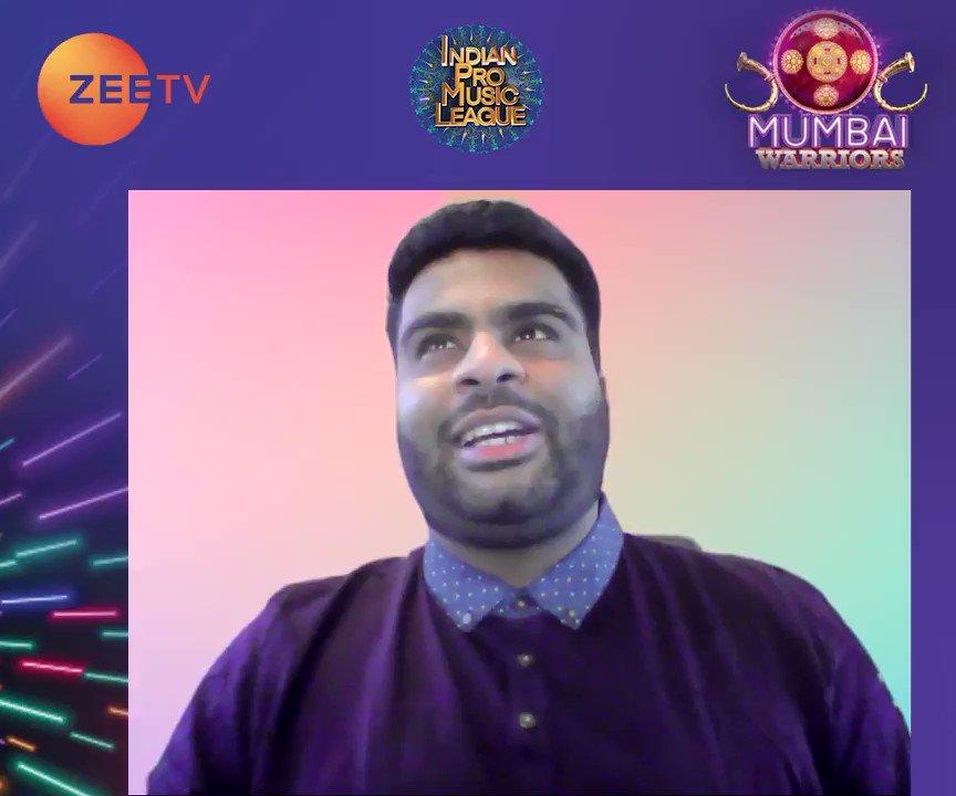 Filme Shilmy is proud to represent #MumbaiWarriors - home of cinema & the Valiant on #IndianProMusicLeague. With ambassadors like @Riteishd @geneliad & singers @PurvaMantri, @Kailashkher & @shilparao11, we are ready to 'Gheun Tak'! 😉 @ZeeTV @zeetvuk #IPMLonZeeTV #IPML @AnujRadia