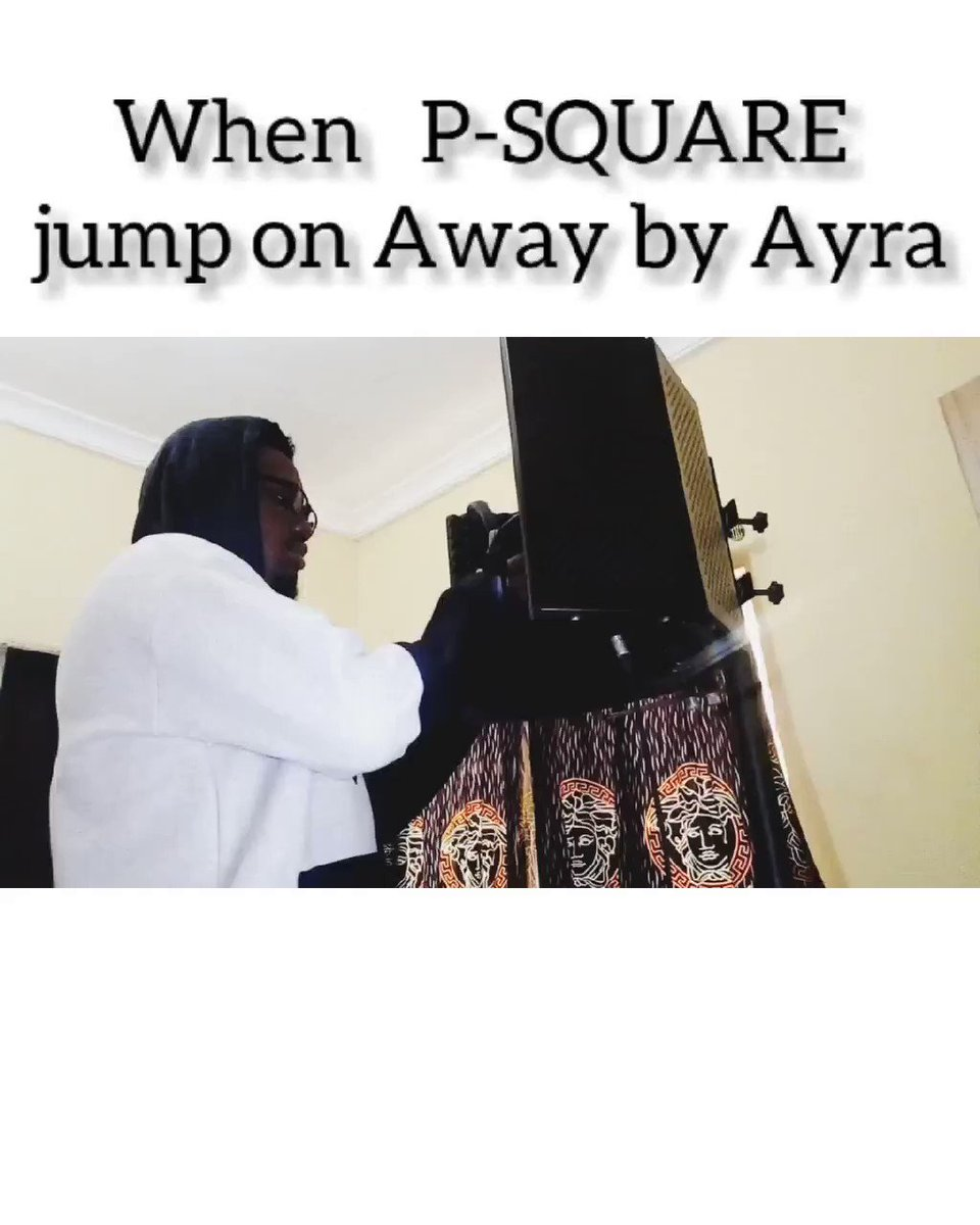Please rate my voice. @DONJAZZY @ayrastarr @PeterPsquare @rudeboypsquare @GossipMillNaija @judeengees #davido #mamag #Bounce #