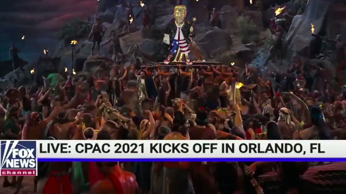 Live from #CPAC2021
