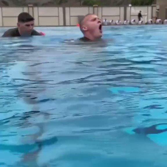 Damn training for the US Marines is INTENSE 😳 (via chito_thedog/TikTok)