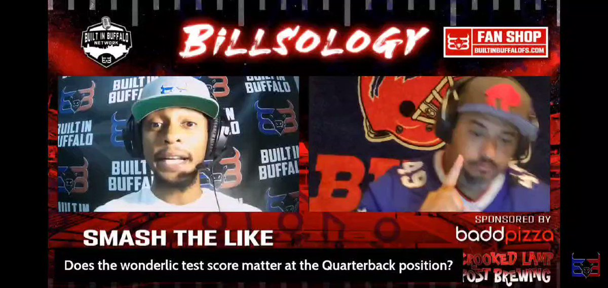 A QBs Wonderlic score is obviously not the end all be all when evaluating QBs, But it is a variable in the equation. Your talent level,  leadership and athletic traits are also a part of the equation. #Wonderlic #NFL #Bills #Billsmafia #BuffaloBills #JoshAllen #Lamarjackson