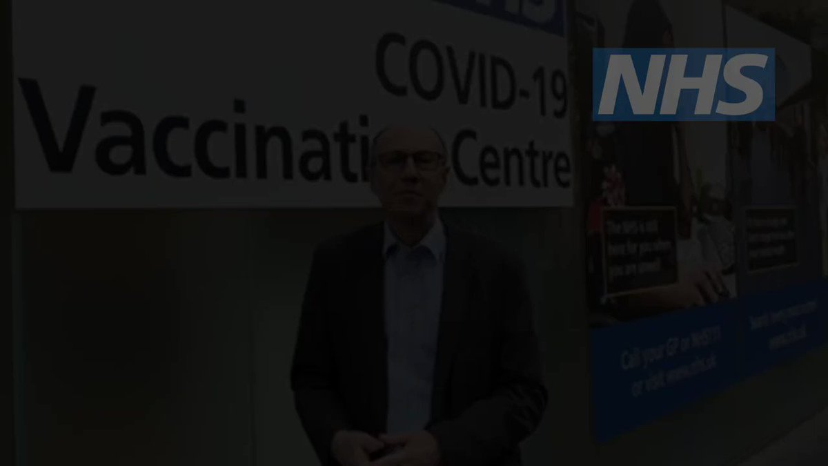 'Thank you to everybody throughout the NHS,' — @NHSEnglandNMD Professor Stephen Powis. Nearly two million people aged 60 to 63 will be invited to book a #COVIDVaccine this week, with letters landing on doormats from tomorrow. Read more. ➡️ england.nhs.uk/2021/02/nhs-in…