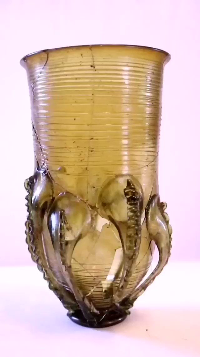 Image for the Tweet beginning: The claw beaker is almost