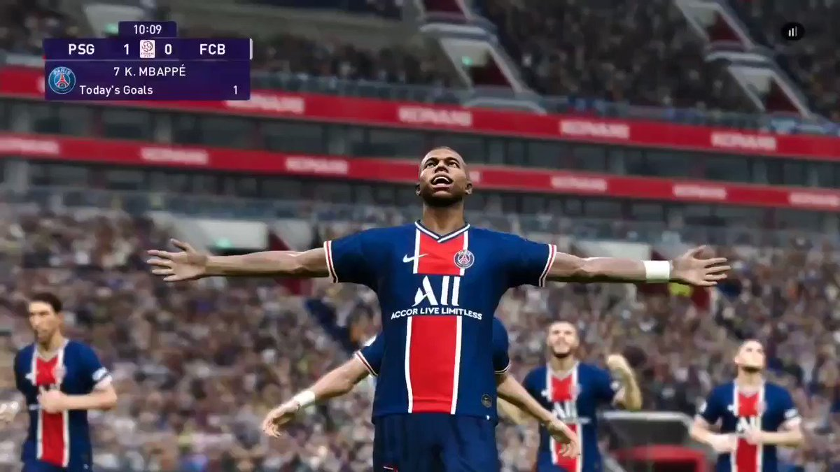 full video 👉  | #eFootballPES2021 #Mbappe 🔥TOP GOALS & SKILLS #mbappé #KylianMbappe #PES2021 #pes21 #football #soccer #eFootballPro #مبابي #gamer #videogames #PS4 #PS4share #pes #Videogame #pesgoals #GoalOfTheDay #بيس2021 #KONAMI #gamers #PlayStation #⚽️