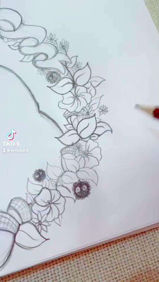 Drawing @GhibliUSA #totoro   #anime #manga #toptags #otaku #kawaii #animegirl #animedrawing #animelove #animeworld #animeart #animelover #naruto #fairytail #tokyoghout #attackontitan #animeboy #onepiece #bleach #swordartonline #aot #blackbutler #deathnote #shingekinokyojin