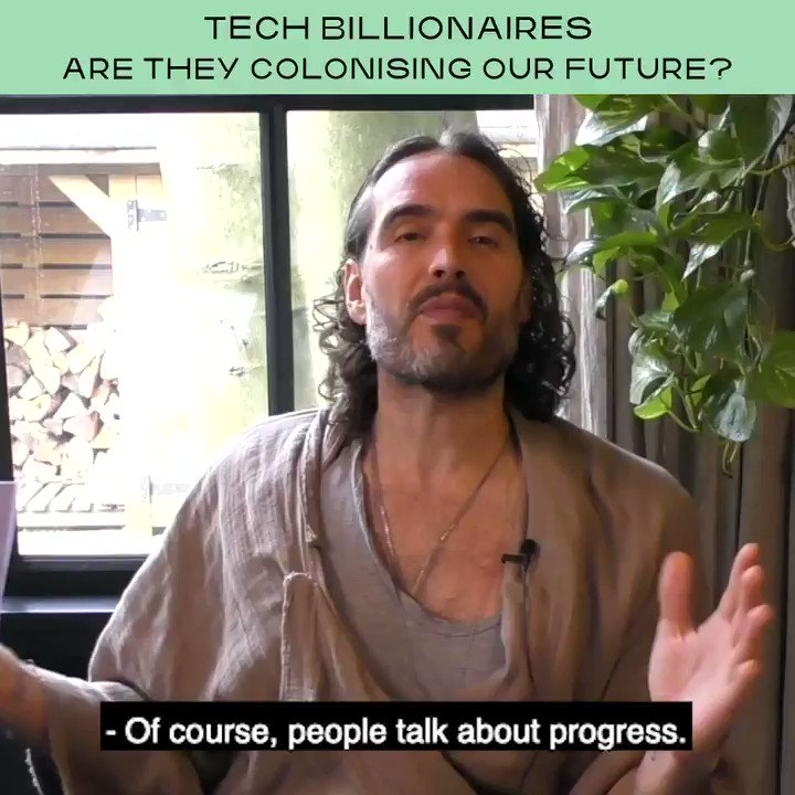 This video on tech billionaires and the power they hold...what are your thoughts?  Watch the full video here: