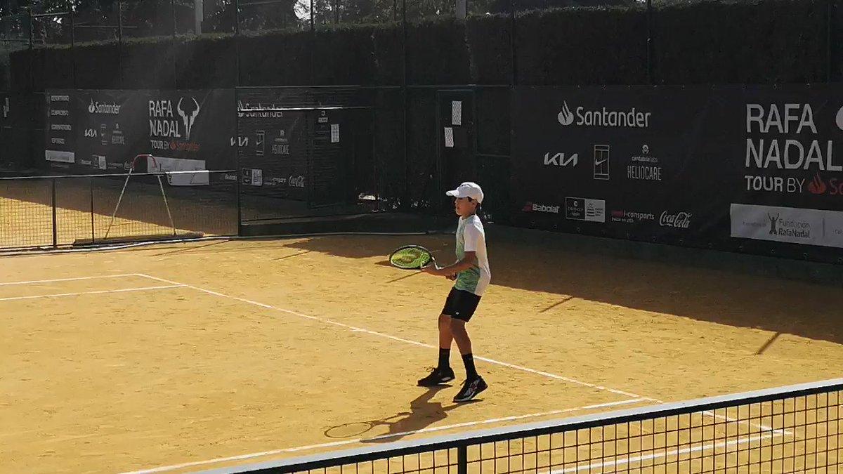 🎾 Ya tenemos campeones del Rafa Nadal Tour by Santander celebrado en Río Grande. ¡Gran torneo! ¡Enhorabuena a todos! ➡️  ☑️   ¡Vamos! 💪  #RafaNadalTourbySantander #RNTSevilla #RNT21 #fundacionrafanadal #SomosRíoGrande #EspírituDeportivo