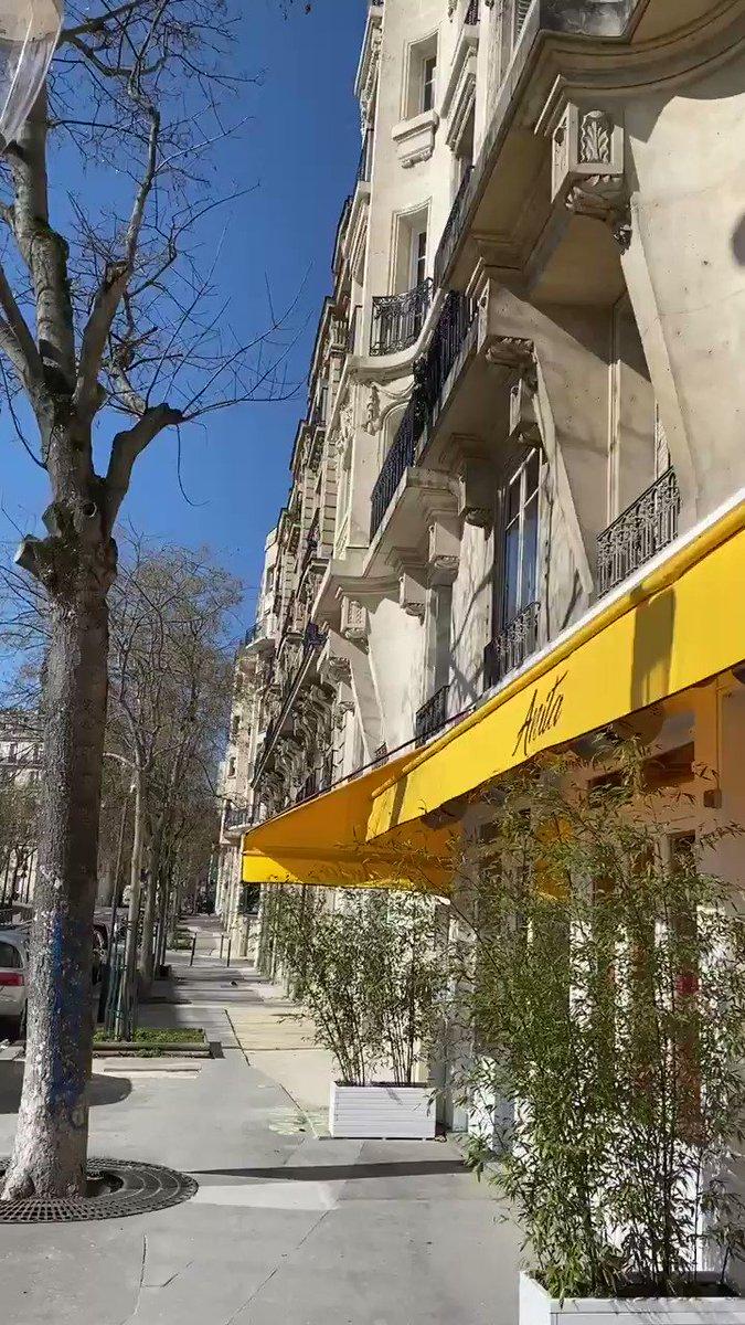 #sundayvibes beautiful sunny day in Paris