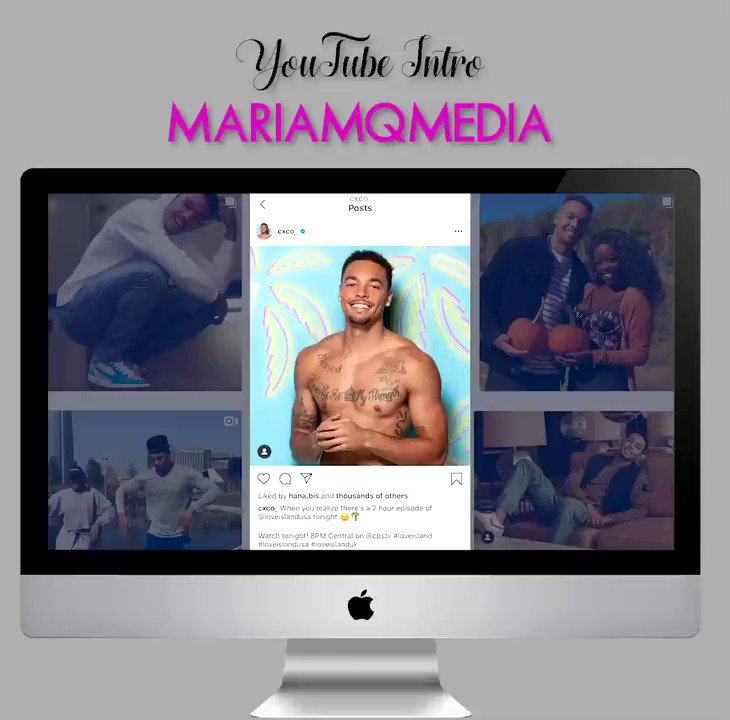 Check out Love Island's USA 2020 Winner @cxc0_ intro edited by us 💙  Make sure to subscribe to his channel guys!  If you want an intro like this, don't forget to contact us 💻💕   #youtube #loveislandusa #loveisland #GraphicDesigner